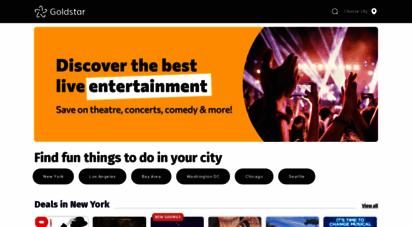 goldstar.com