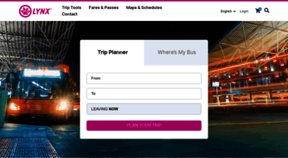 golynx.com - welcome - public transportation services for orange,seminole and osceola counties