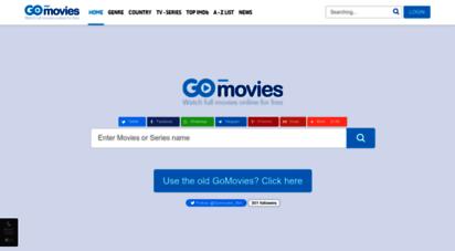 gomovies.film - gomovies - watch free movies online  123movies.to