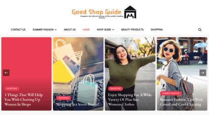 goodshopguide.org