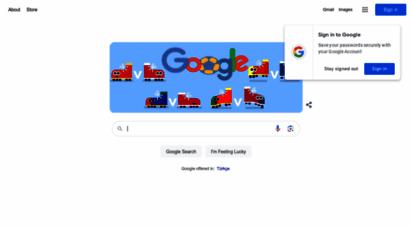google.com.tr - google
