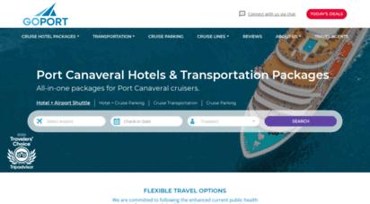 goportcanaveral.com - hotels near port canaveral starting at $107 - go port canaveral