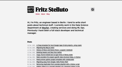 gotofritz.net