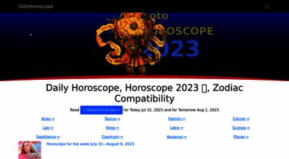 gotohoroscope.com
