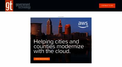 govtech.com - government technology state & local articles - e.republic