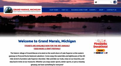 grandmaraismichigan.com