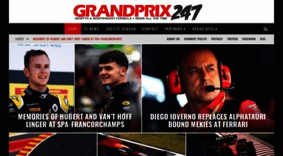 grandprix247.com - grand prix 247  formula 1  f1 news & headlines