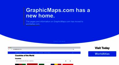 graphicmaps.com - graphicmaps.com: home of worldatlas.com & other educational properties.