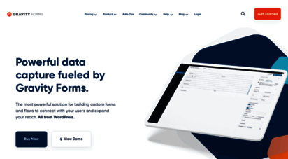 gravityforms.com - gravity forms  1 trusted wordpress form plugin  contact form builder