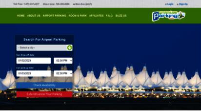 greenbeeparking.com - greenbee parking - cheap long term airport parking at discount rates