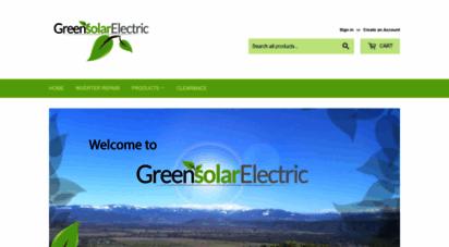 greensolarelectric.com