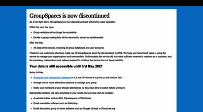 groupspaces.com