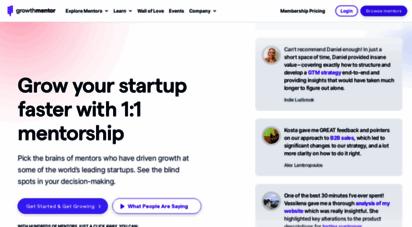 growthmentor.com