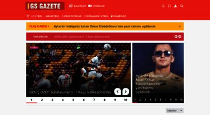 gsgazete.com - galatasaray gazetesi