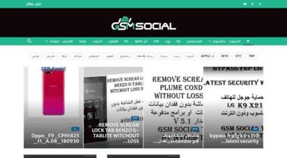 gsm-social.com