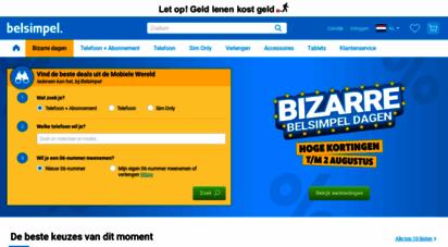 gsminfo.nl - mobiele telefoons vergelijken - gsminfo.nl