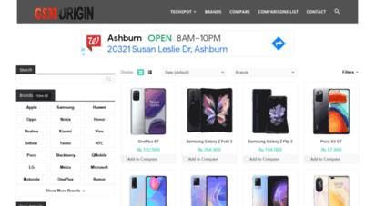 gsmorigin.com - gsmorigin - smart phones reviews, news, specification and features...