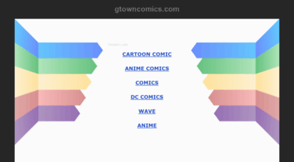 gtowncomics.com -