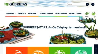 gubretas.com.tr - gübre fabrikaları t.a.ş.