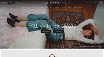 gucci.com -