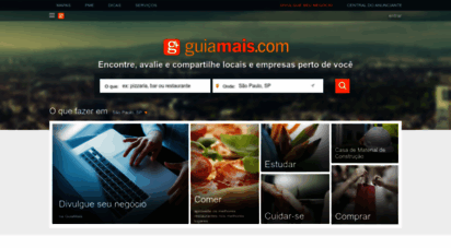 guiamais.com.br - são paulo, sp  guia de telefones, endereços, serviços e avaliações