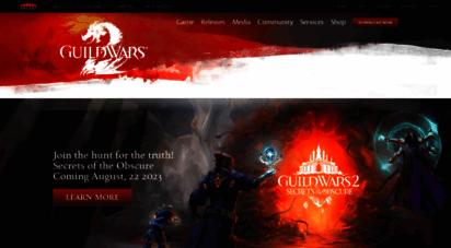 guildwars2.com - guildwars2.com
