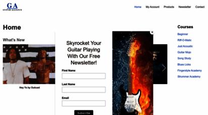 guitaralliance.com