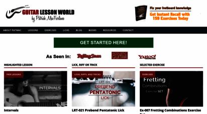 guitarlessonworld.com -