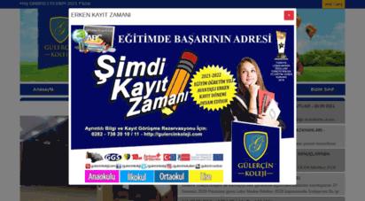 gulercinkoleji.com - özel çerkezköy gülerçin eğitim kurumları
