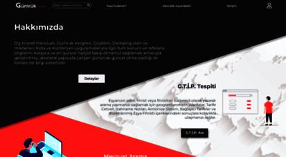 gumruk.com.tr -