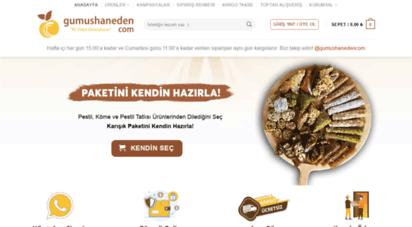 gumushaneden.com - gümüşhane pestil köme ve yöresel ürünler