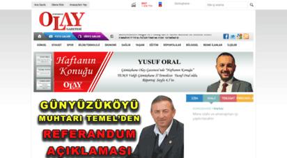 gumushaneolay.com - gümüşhane olay gazetesi
