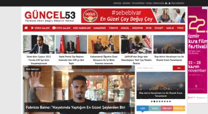 guncel53.com - rize haberleri - güncel53 - rize haber