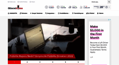 guncelajans.com - güncel ajans - finansal bilginin güncel ajansı