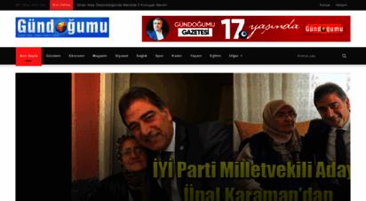 gundogumu.com - gümüşhane haberleri, kelkit, torul, köse, kürtün, şiran