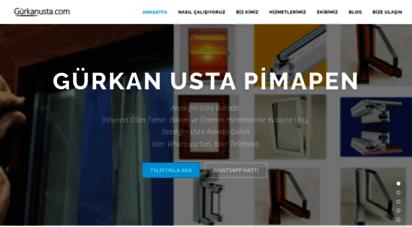 gurkanusta.com - gürkan usta  teknik tamir servisi