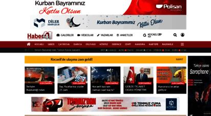 haber41.com.tr - haber 41  kocaeli güncel son dakika haberleri