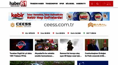 similar web sites like haber61.net
