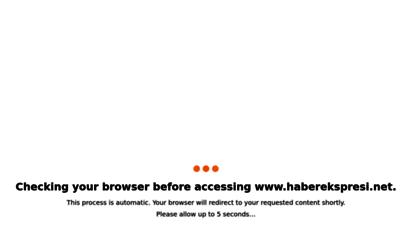 haberekspresi.net - haberekspresi.net - gündemdeki haberler
