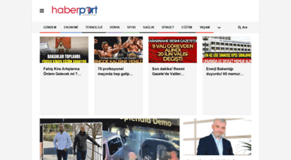 haberport.com -