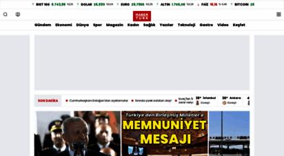 haberturk.com - habertürk haber - haberler, son dakika ve gündemin merkezi