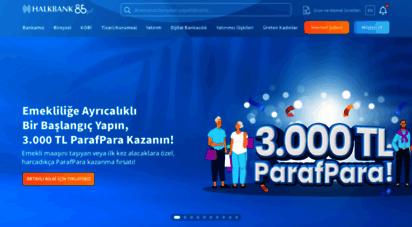 halkbank.com.tr - türkiye halk bankasi