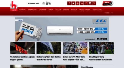 halktv.com.tr - halk tv  haberler, canlı yayın