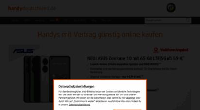 handy-deutschland.de - handy deutschland → top smartphones & handys mit vertrag !