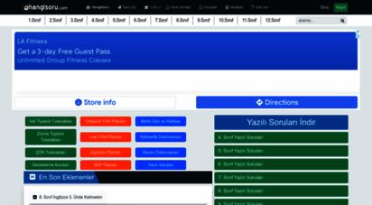 hangisoru.com - hangisoru.com - güncel eğitim siteniz 2020-2021