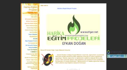 harikaegitimprojeleri.tr.gg - harika eğitim projeleri - ana sayfa