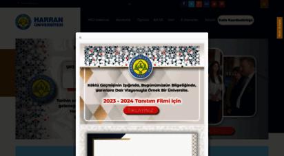 similar web sites like harran.edu.tr