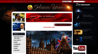 harunyahya.org - adnan oktar - harun yahya