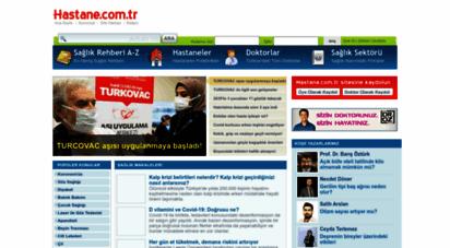 hastane.com.tr