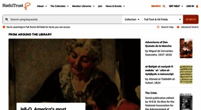 similar web sites like hathitrust.org